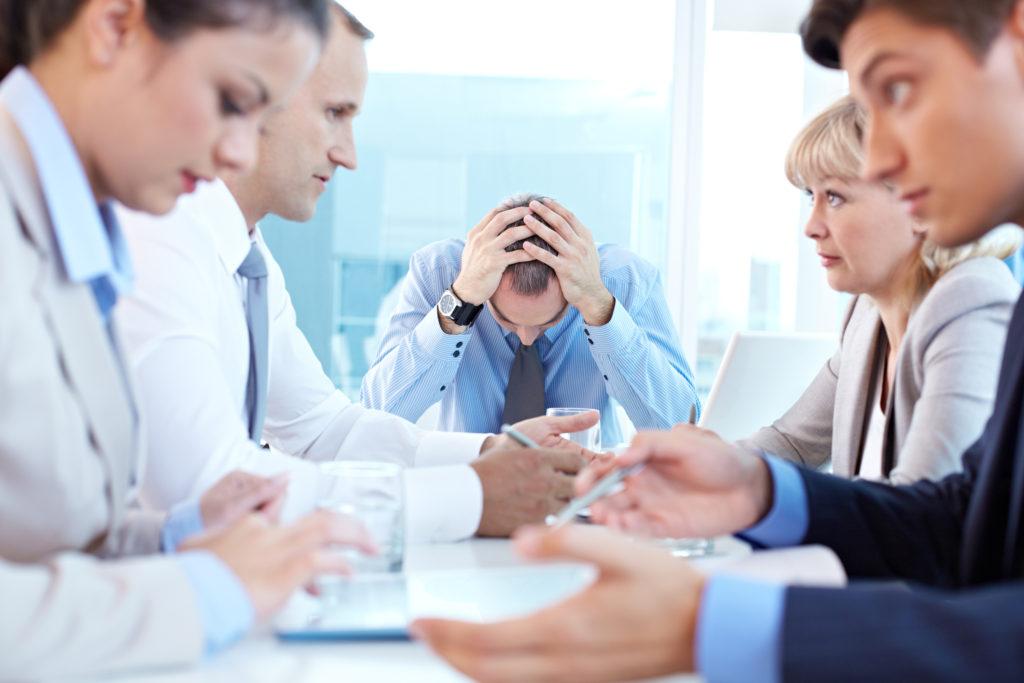 avoid meeting mishap